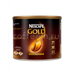 Кофе Nescafe Gold 500 гр ж/б