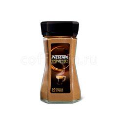Кофе Nescafe растворимый Espresso 100 гр