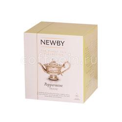 Чай Newby Перечная мята в пирамидках 15 шт