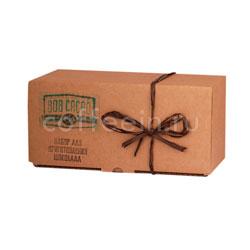 Бритарев подарочный набор для приготовления шоколада (Какао-бобы, Какао-масло, Ягоды годжи, Ваниль стручковая)