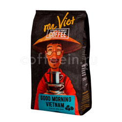 Кофе Mr Viet в зернах доброе утро 500 гр
