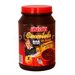 Горячий шоколад Ristora Cioccolata Bar 1 кг