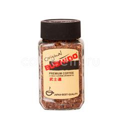 Кофе Bushido растворимый Original 50 гр (ст.б.)