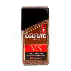 Кофе Egoiste растворимый V.S 100 гр (ст.б.)
