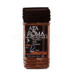 Кофе Alta Roma Nero растворимый 100 гр