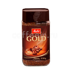 Кофе Melitta Gold растворимый 95 гр