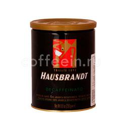 Кофе Hausbrandt молотый Decaffeinato 250 гр