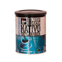 Кофе Goppion Caffe молотый Nativo без кофеина 250 гр