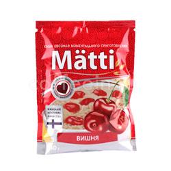 Matti Каша овсяная с вишней