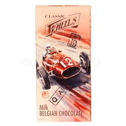 Шоколад Belgian Classic Wheels молочный 100 гр