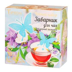 Tipson Чайный набор Бабочка голубая