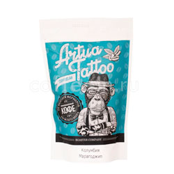 Кофе Artua Tattoo Coffeelab Колумбия Марагоджип в зернах 250 гр