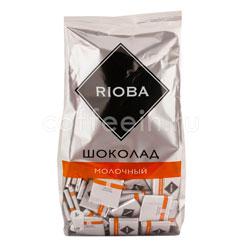 Шоколад Rioba Молочный 160 шт