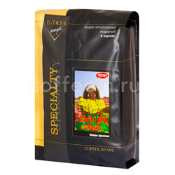 Кофе Блюз в зернах Brazil Ibairi 1 кг