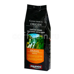 Кофе Oquendo в зернах Brasil 250 гр