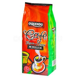Кофе Oquendo в зернах El Cafe Mezcla 1 кг