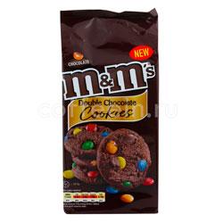 Печенье M&M Choсolate Cookies 180 гр