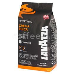 Кофе Lavazza в зернах Crema Ricca 1 кг
