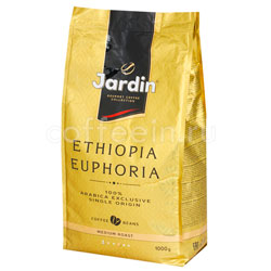 Кофе Jardin в зернах Эфиопия Эйфория 1 кг