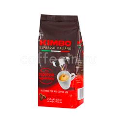 Кофе Kimbo в зернах Espresso Napoletano 250 гр