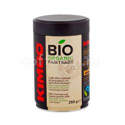 Кофе Kimbo молотый Bio 250 гр ж.б